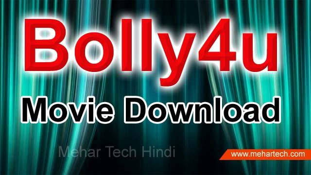 Bolly4u - New Hindi Bollywood Movie Download