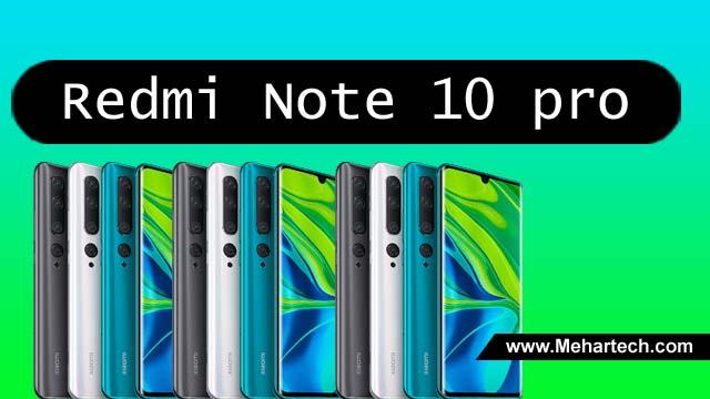 Redmi Note 10 Pro Price in India